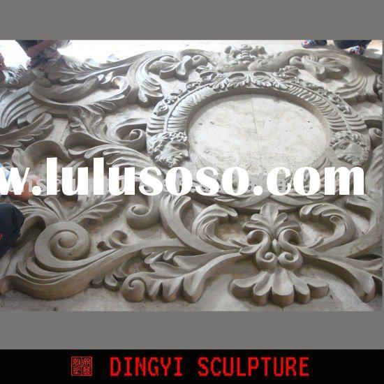 modeling clay,relief sculpture for wall decoration