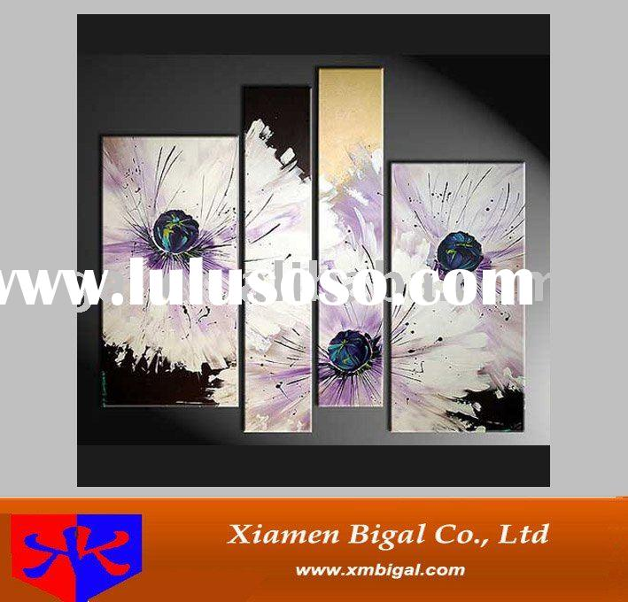 modern wall decor oil painting