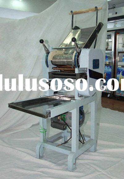 noodle machine,pasta machine,pasta maker/ chinese noodle processing machinery