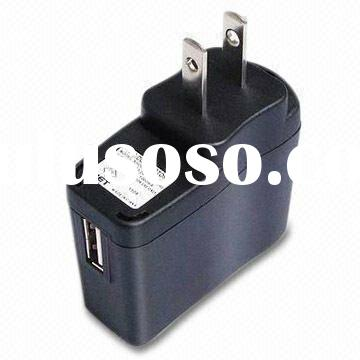 output 5V 500mA portable power supply adapter