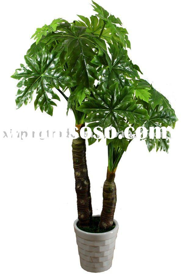 papaya tree pawpaw tree fructus chaenomelis Artificial Tree Imitation Plant