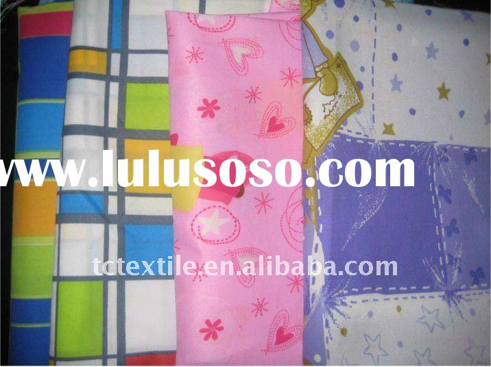poly/cotton Fabric, Bed Linen, Kitchen And Table Linen