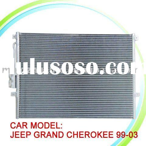 refrigeration condenser Coil for JEEP GRAND CHEROKEE 99-03(55115918AC)