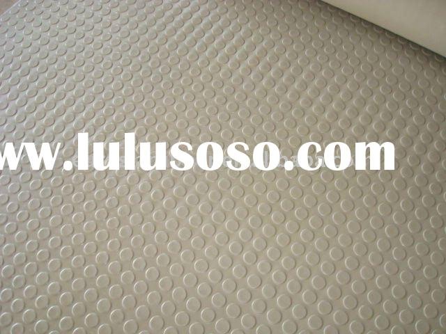 round button rubber flooring