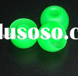silicone earphone plugs