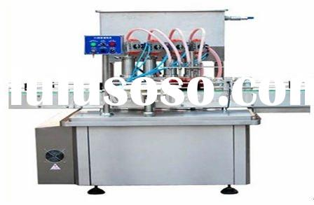 small scale olive oil filling production line