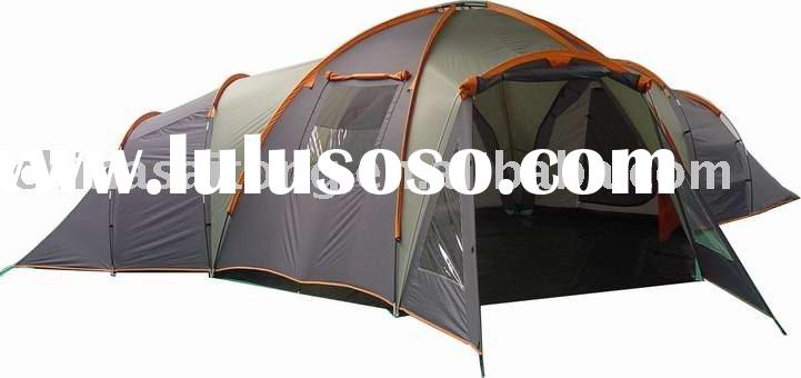 tents and camping equipment