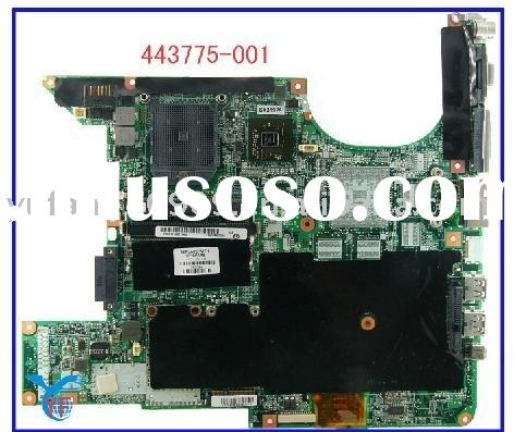used laptop motherboard 443775-001 DV6000 AMD integrated for hp laptop Motherboards