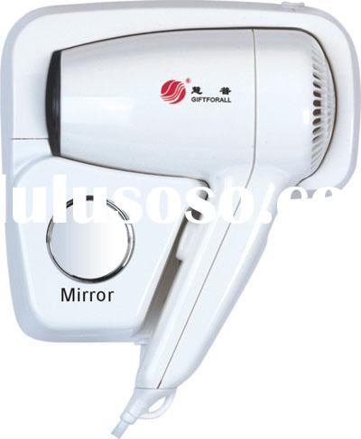 wall mount hair dryer/hair dryer/blow dryer