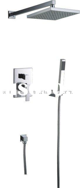 wall mount shower spa system shower mixer