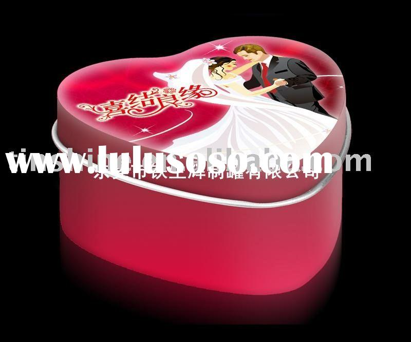wedding candy box