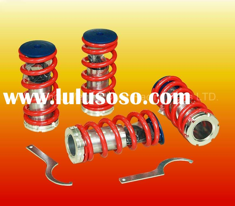 0~4(inch) height adjustable Auto parts suspension coilover spring kits