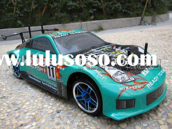 1/10 4WD electric on-road racing car