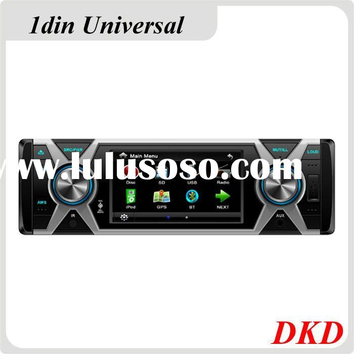 1 din 3.5 inch car dvd player stereo