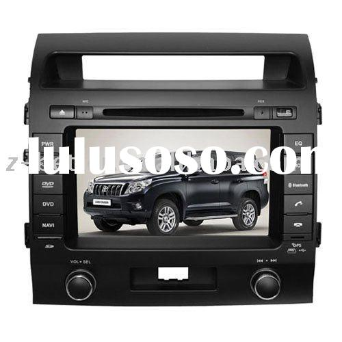 2010 Toyota landcruiser car dvd player with gps (Hot selling)