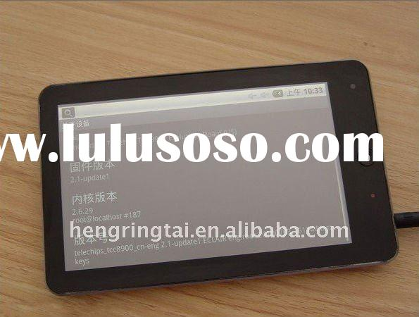 2011 hot sale ! 7 inch tablet pc ,support WiFi and 3G, support Google Chrome, Hi MSN, Google Talk, y