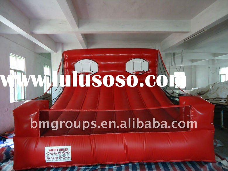 2012 Inflatable Basketball Games &Sports Games