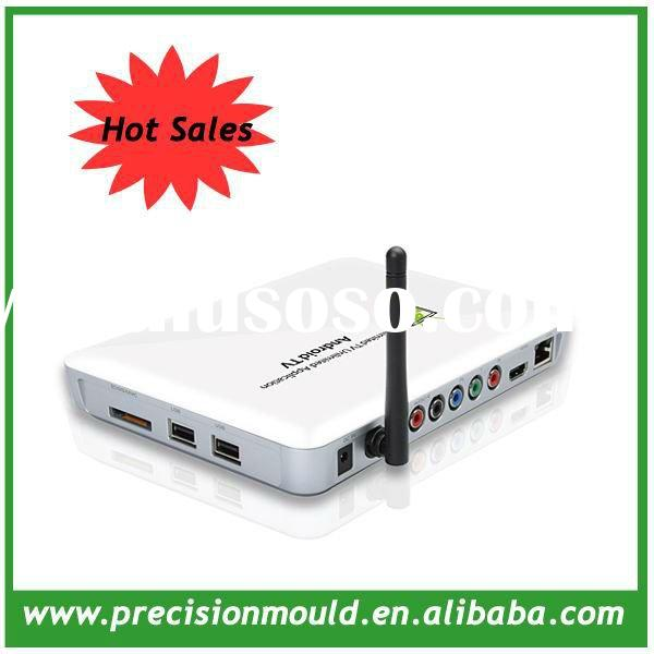 2012 New style android digital tv converter box, 1080P Full HD media player