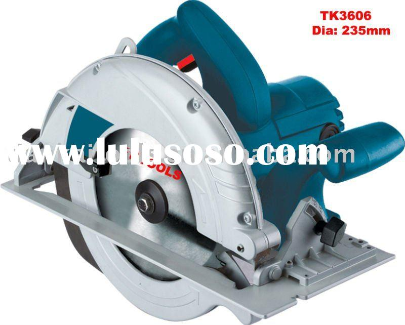 235mm 2000W electric portable circular saw TK3606