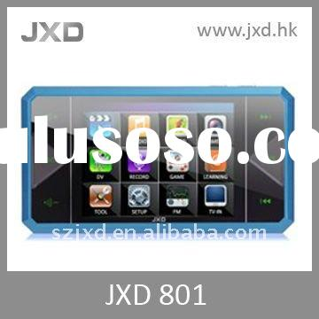 2.8'' LCD digital car mp4 player JXD801