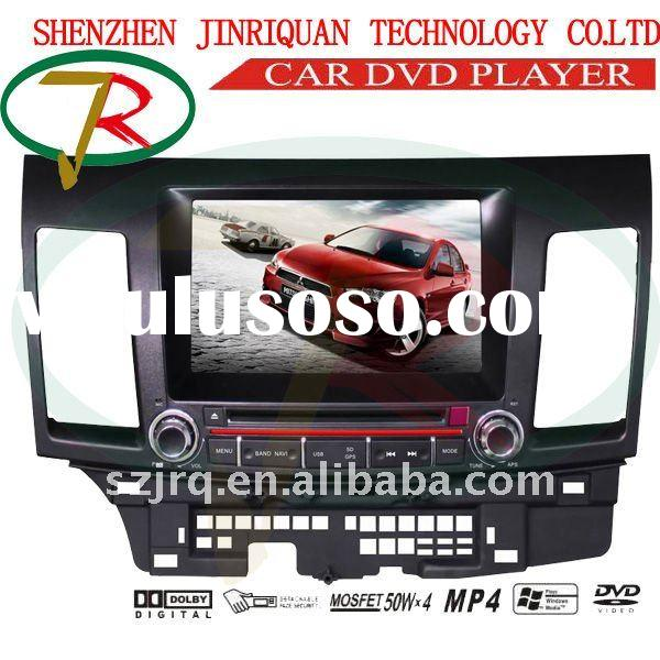 2 DIN SPECIAL CAR DVD PLAYER FOR MITSUBISHI Lancer/Lancer EX WITH DIGITAL TV +GPS+BLUETOOTH