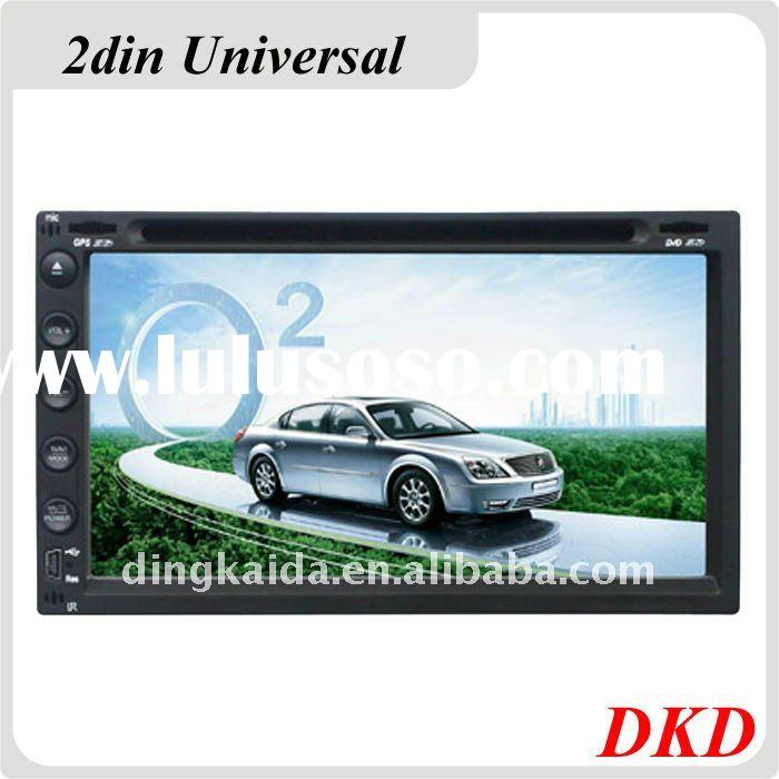 2 din 6.9 inch car dvd player