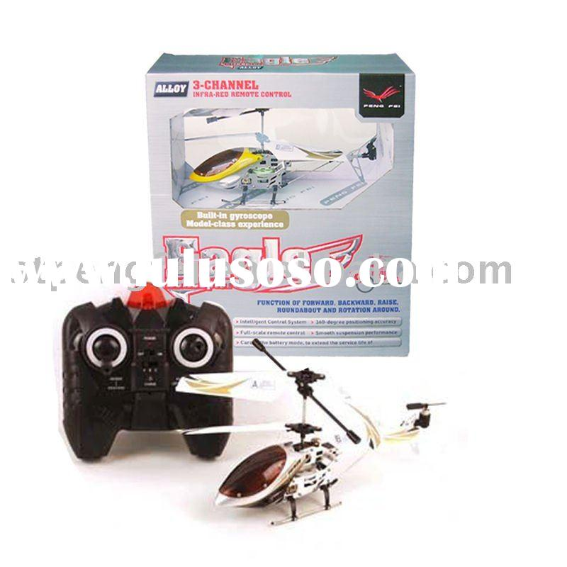 3CH metal rc helicopter,helicopter,r/c helicopter,led lights