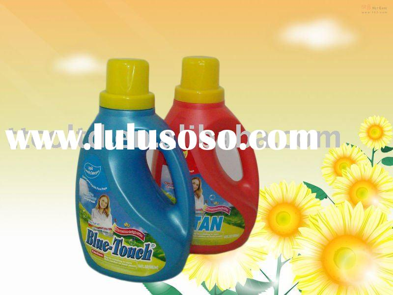 64OZ Laundry Detergent (MSDS ISO)