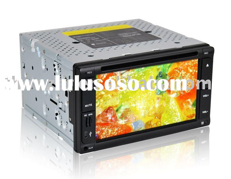 6.2'' Double Din Car GPS DVD with 800 * 480/ Panasonic IC(TZ-G6027)