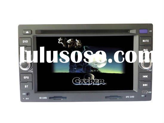 6.2 Inch TFT LCD fully motorized 2 din car DVD player with Touchscreen for Cherry A3/A5/Tiggo/Cross