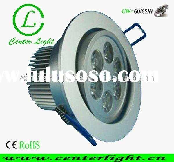 6w 12v recessed lights