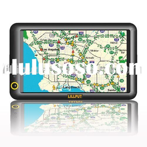 "7"" Car GPS & portable GPS"