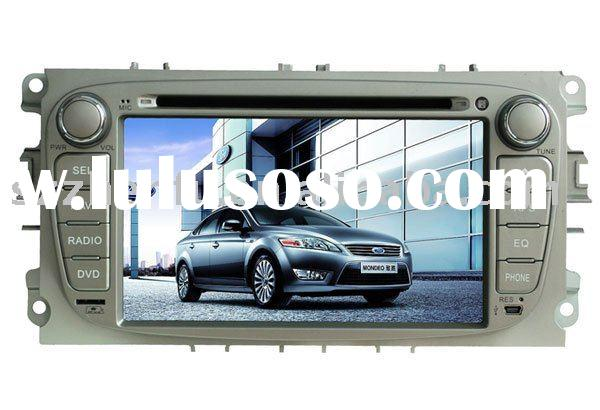7 inch 2 din gps car dvd for MODEO FORD FOCUS 2009