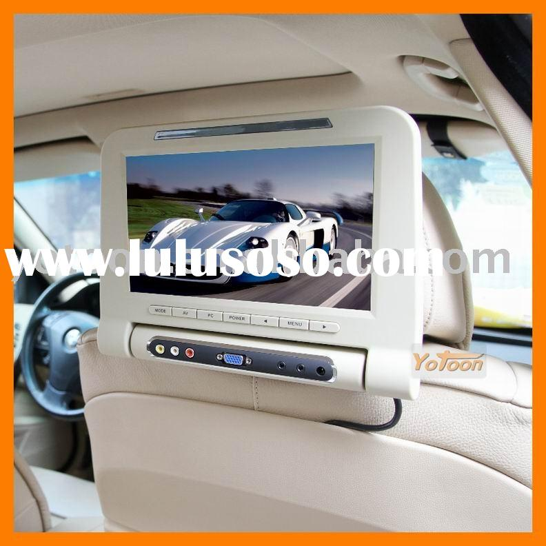 9'' Headrest Monitor for Car Made in China