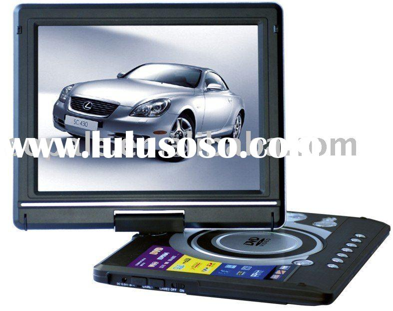 Best selling 12 inch portable dvd player