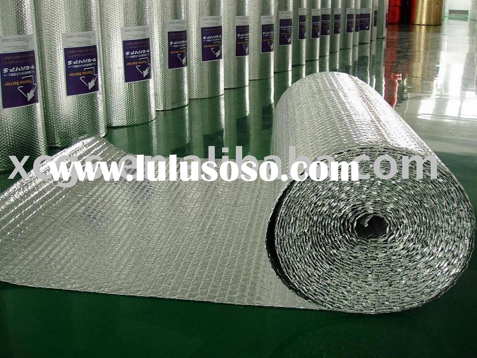 Bubble Reflective Foil Insulation Material for Thermal Building Insulation Roof Insulation Wall Insu