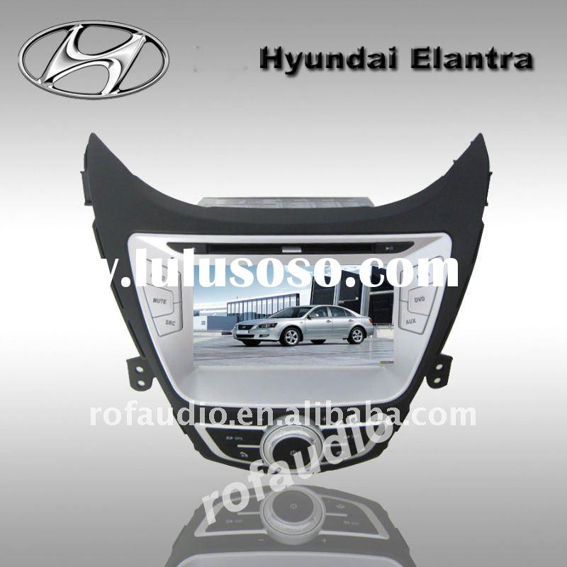 CAR DVD player car video audio player dvd radio swc for Hyundai Elantra/avante 2011