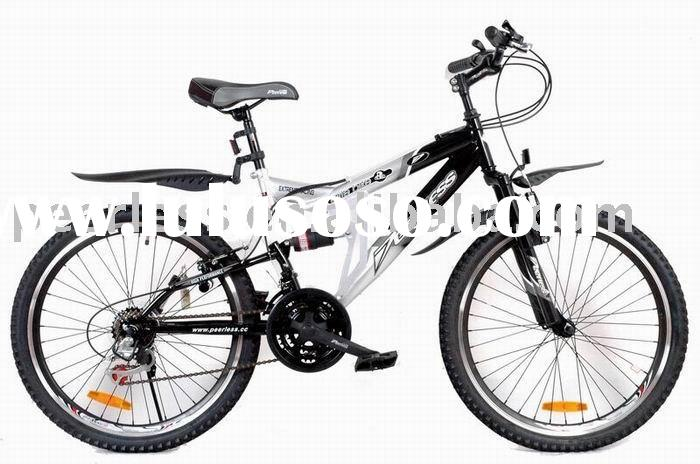 CHEAP STEEL 26 INCH SUSPENSION MOUNTAIN BIKE.SALES SUSPENSION BICYCLE