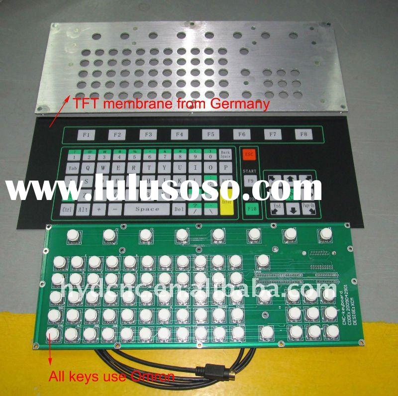 CNC machine control panel (PC keyboard), cnc controller panel