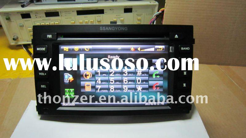 Car DVD with touch screen for SSANGYONG Rexton(TZ-SY700)