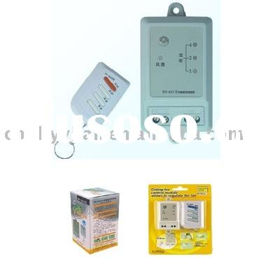 Ceiling Fan speed adjustment remote controller