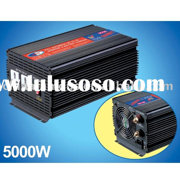 DC/AC Power Inverter With Charger (Auto switch)