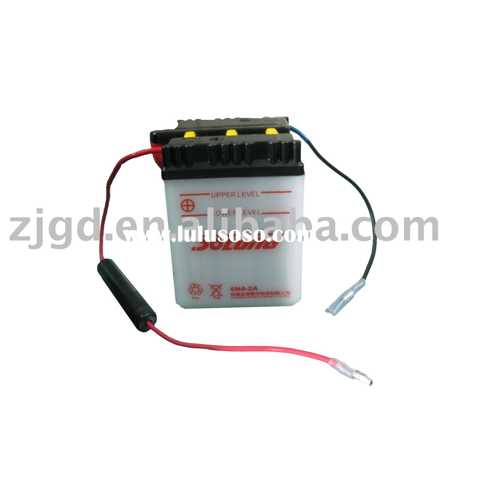 DRY CHARGED BATTERY