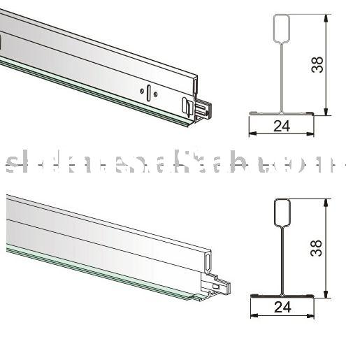 Exposed Ceiling Grid (Overlap Fire Rated Type, 300 Series)(acoustical ceiling grid,drop ceiling grid