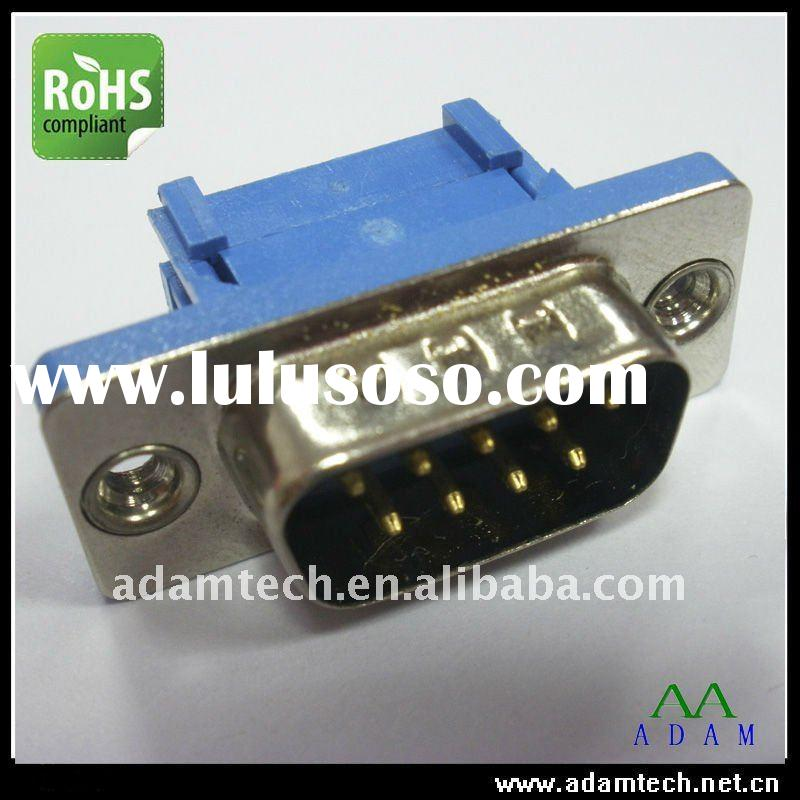 Flat Wire D-SUB 9Pin Male Connector