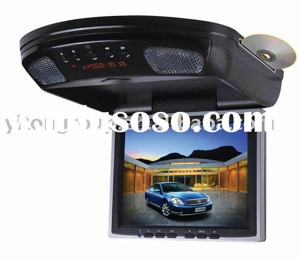 Flip down DVD players,8.5 inch car dvd players,Roof mounted car DVD
