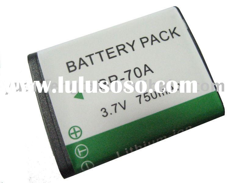 For Samsung BP-70A Digital Camera Battery