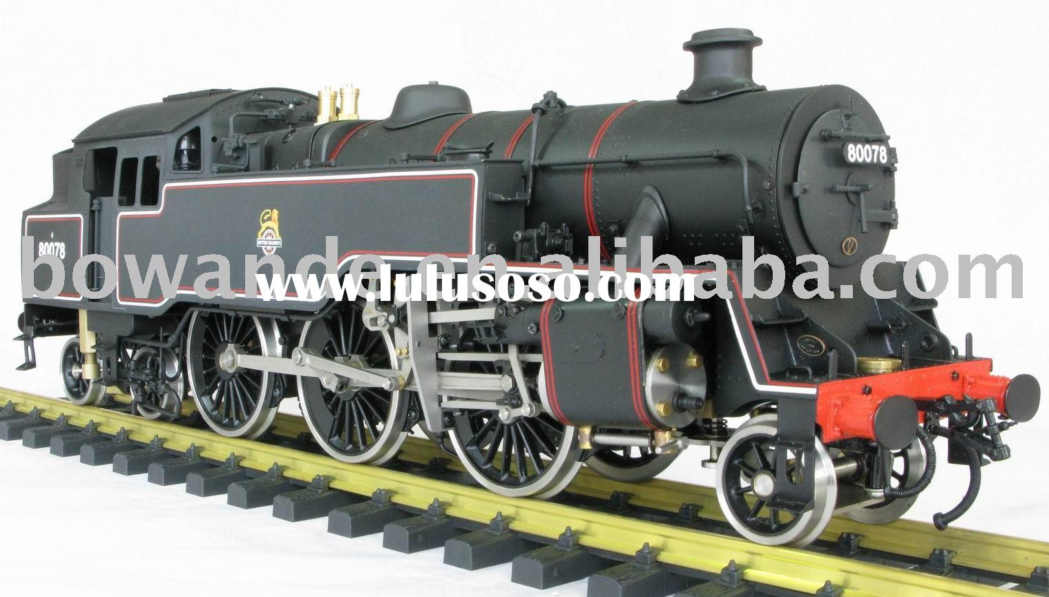 Gauge 1 steam engine model