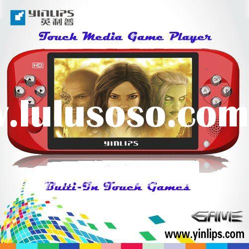 HD Touch Screen play game station