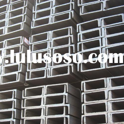 Hot Rolled Steel U-Channels